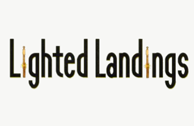 Lighted Landings logo