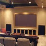 Theatre room